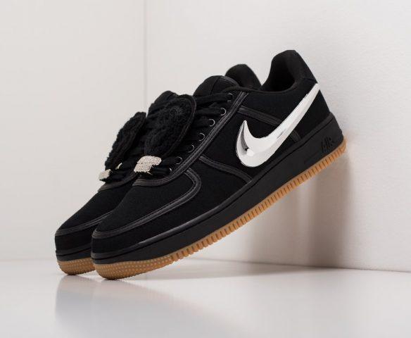 Nike x Travis Scott Air Force 1 Low black