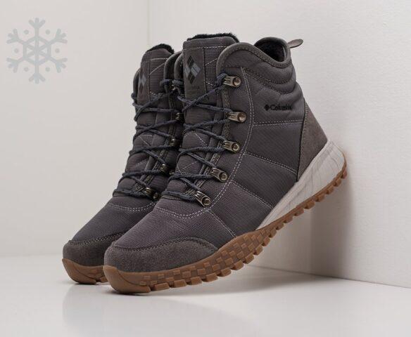 Ботинки Columbia Fairbanks grey