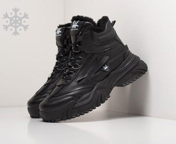 Ботинки Fashion black wmn