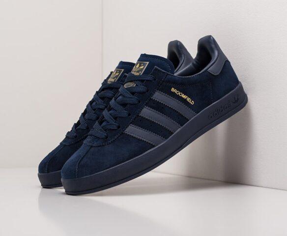Adidas Broomfield синие