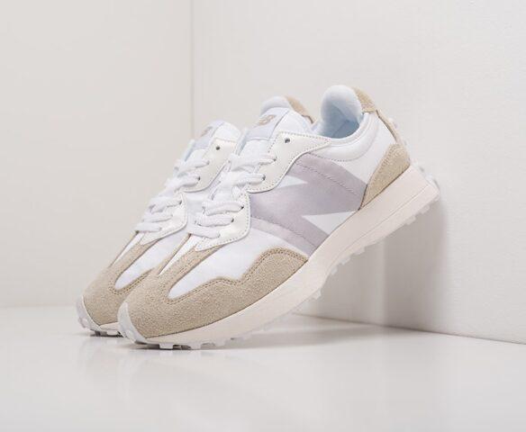 New Balance 327 white
