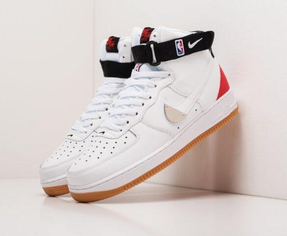 Nike Air Force 1 High белые man
