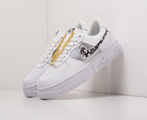 Nike Air Force 1 Pixel Low white wmn