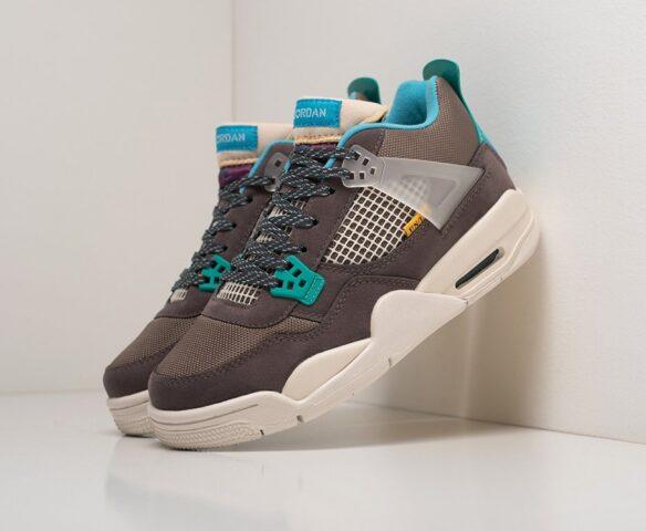 Nike Air Jordan 4 Retro grey wmn